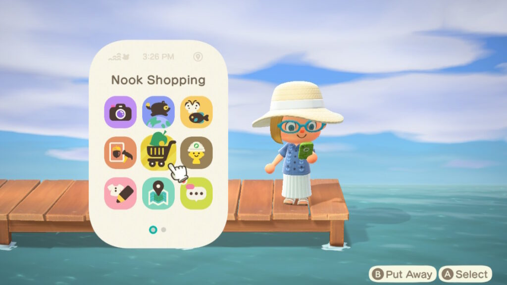 Animal Crossing fans get real about the fictional NookPhone