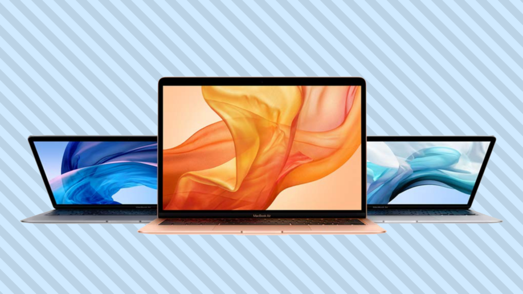 Get the new Apple MacBook Air (early-2020) for only $900. (Photo: Apple)