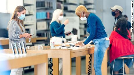 Apple will send coronavirus test kits to its employees' homes