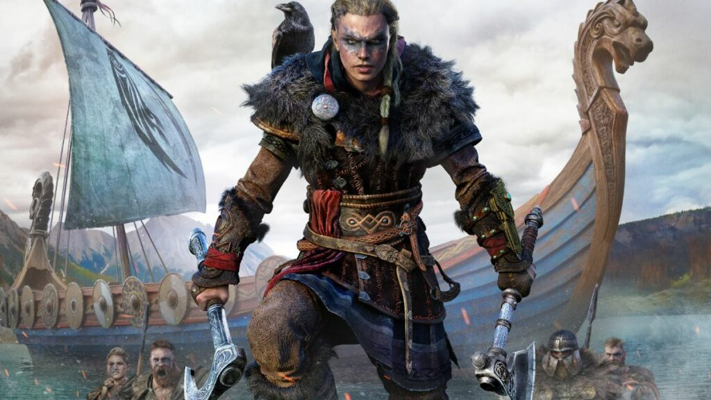 Assassin's Creed Valhalla wants to be The Witcher 3, but with deeper combat and the occasional climb
