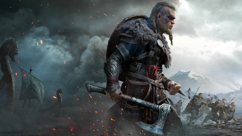Assassin's Creed Valhalla's release date has leaked