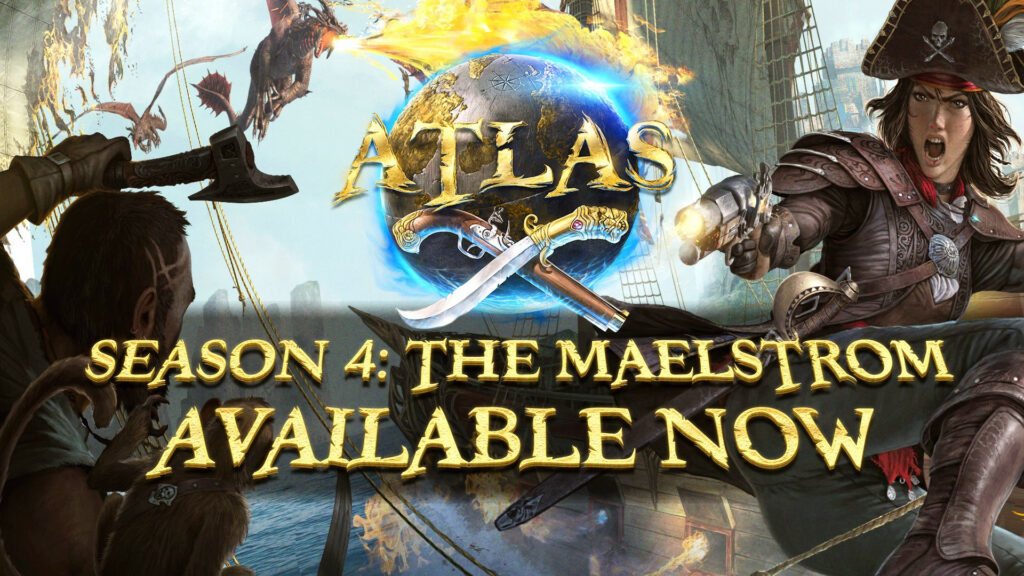 Atlas - The Maelstrom Map Now Available on Xbox One