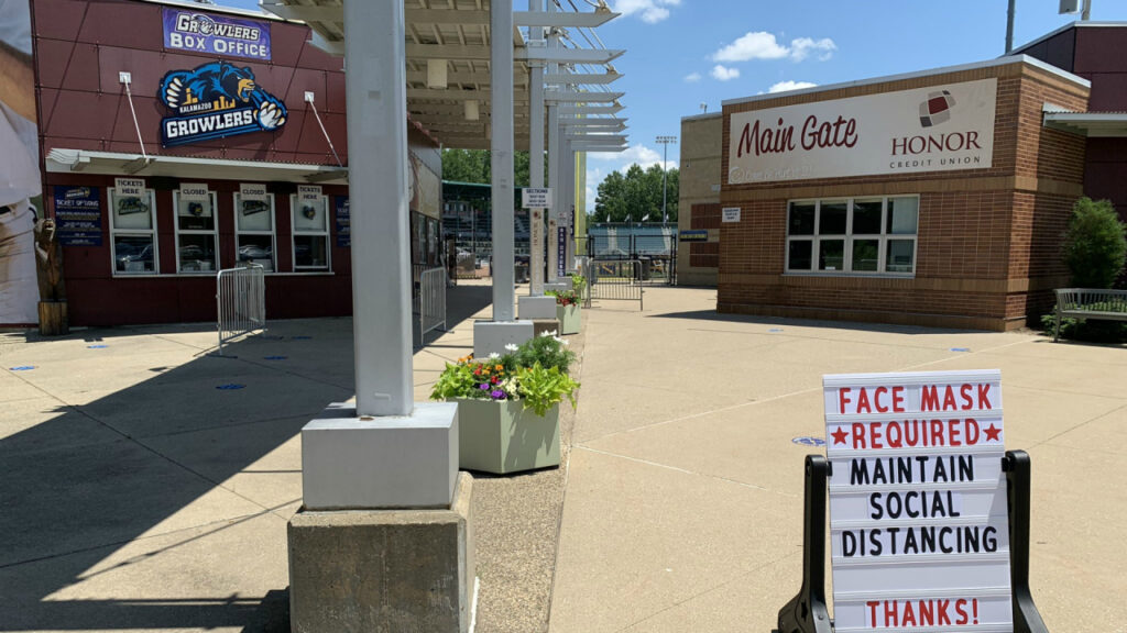 BC health concerns push Bombers 'home' games to Kzoo