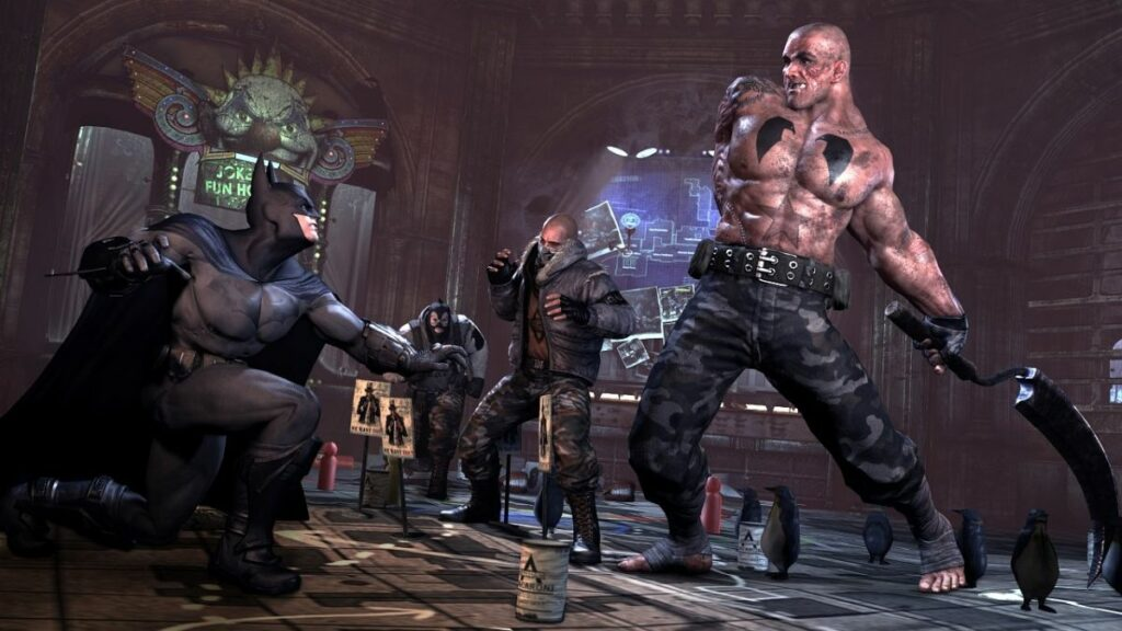 Batman: Arkham City's lifetime sales reportedly top 12m and generated more than $600 million