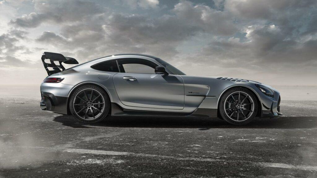 Be afraid: it's the 202mph Mercedes-AMG GT Black Series
