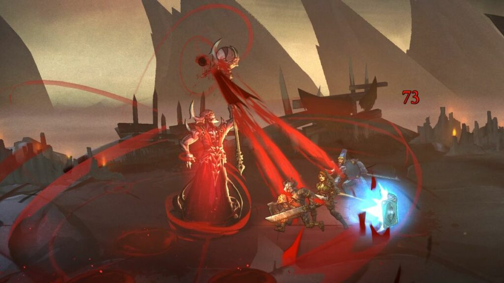 Blightbound aims to be your latest obsession