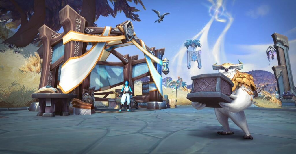 Blizzard is testing a big change to Shadowlands' controversial choice