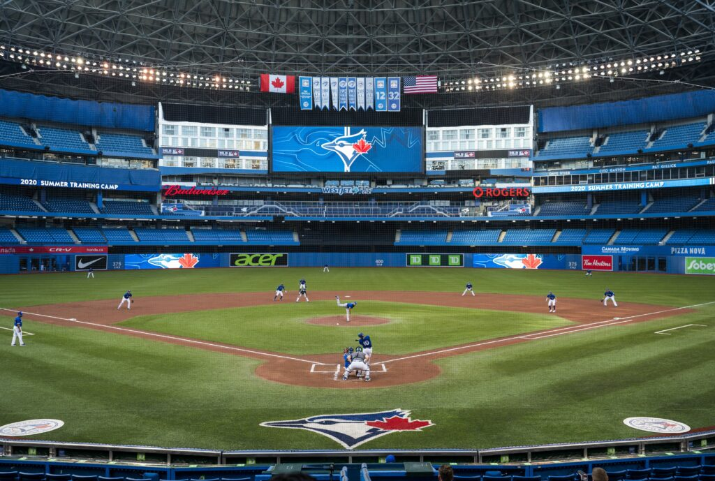Blue Jays exploring playing home games in Buffalo, per report