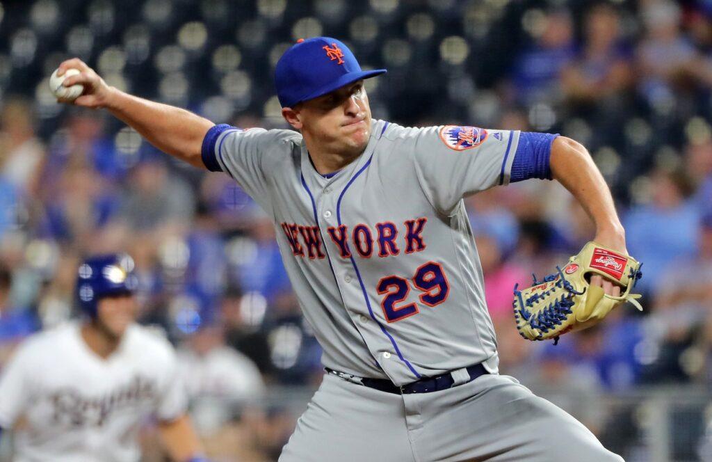 Brad Brach, Jared Hughes Re-Join Mets
