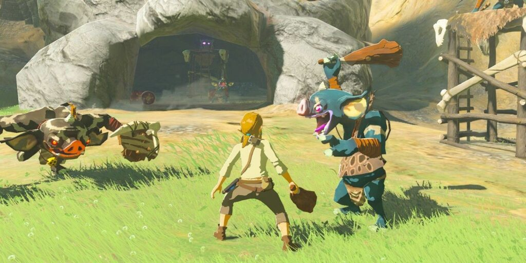 Breath of the Wild No Damage Run Fails 39 Hours In
