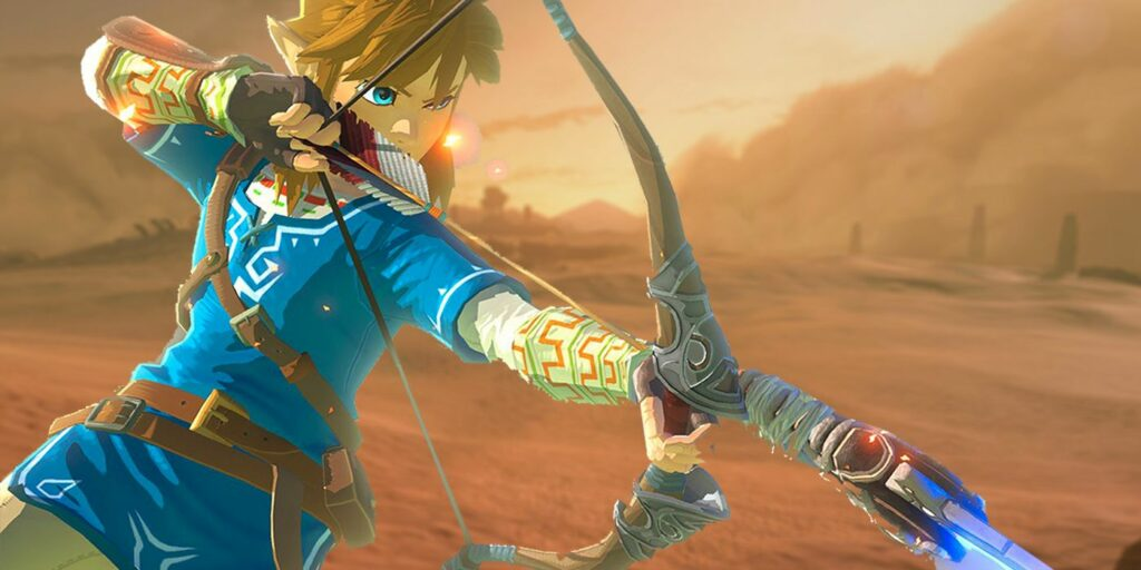 Breath of the Wild's Lost Arbiter Grounds Could Reveal BotW2's Setting