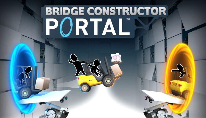 Bridge Constructor Portal Android
