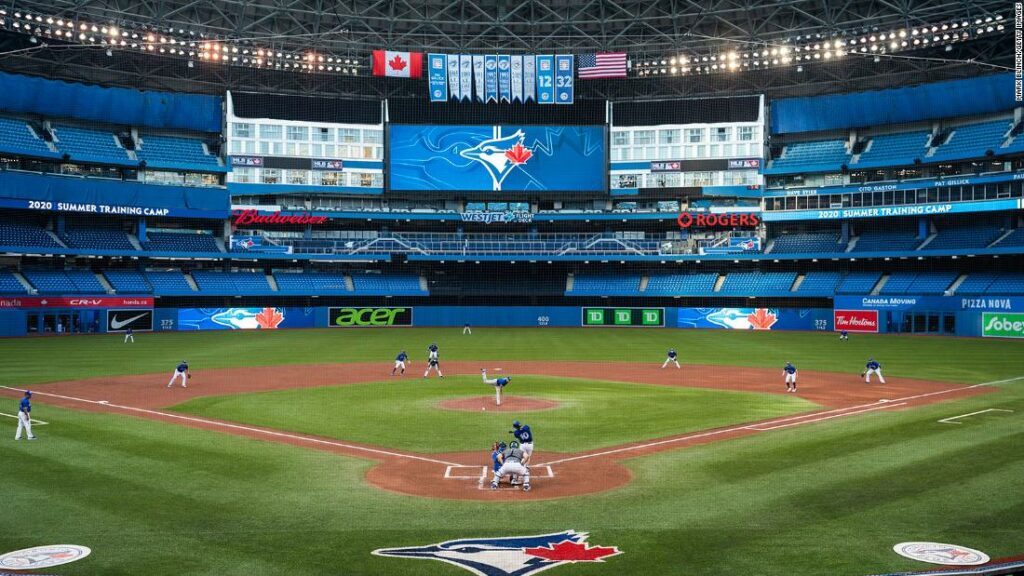 Canada denies Toronto Blue Jays' request to play home games due to pandemic
