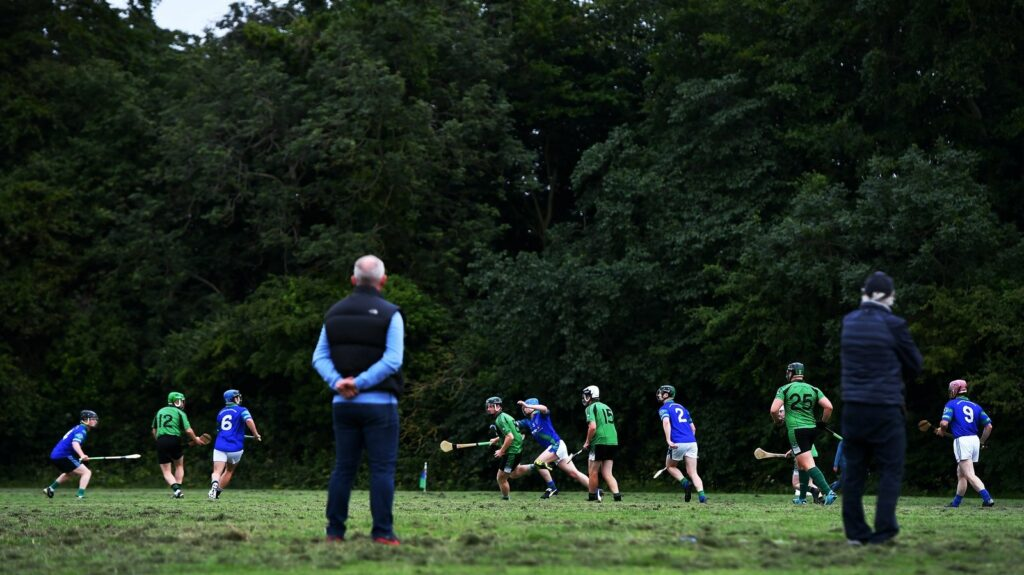 Club games ideal preparation for inter-county
