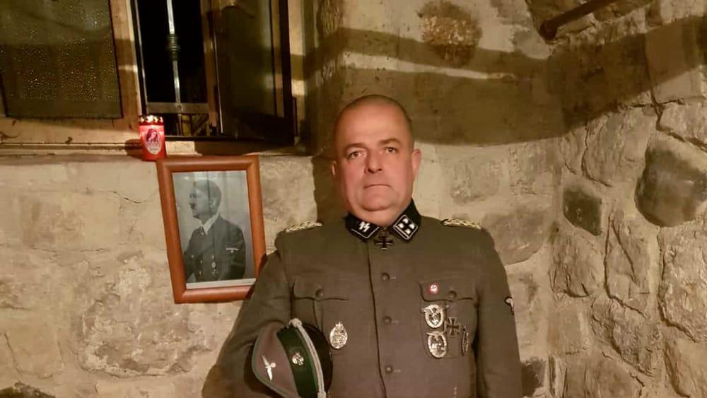 Consigliere comunale in divisa nazista, si tratta di Gabrio Vaccarin