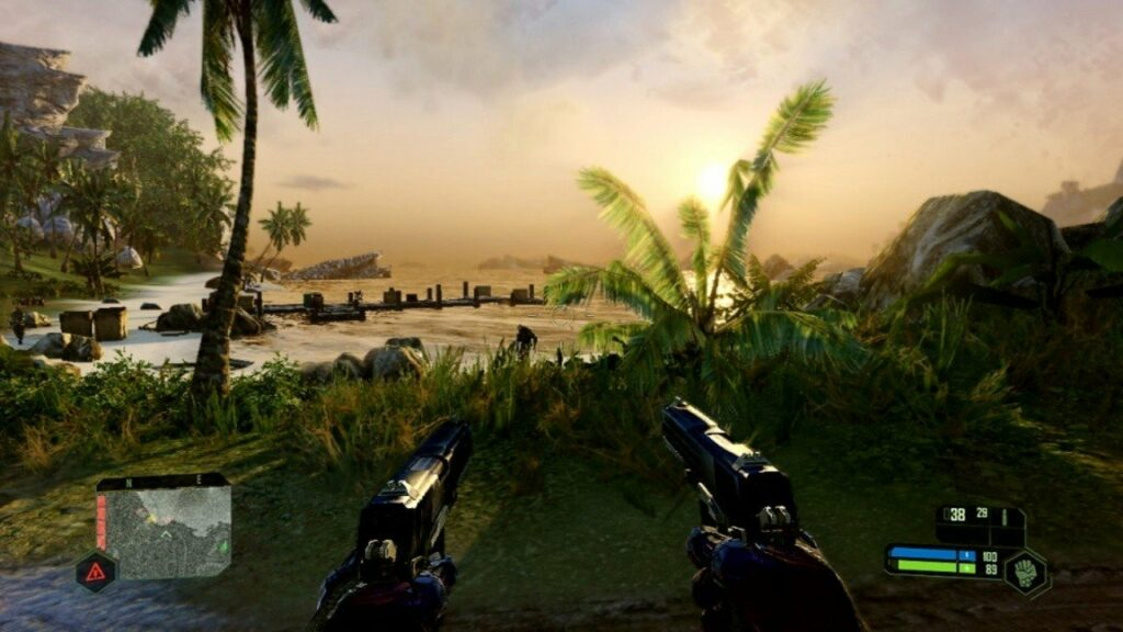 Crysis Remastered's 'Improved Destructible Environment' Shown Off In Short Switch Clip