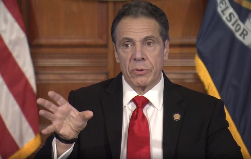 Andrew Cuomo invites all Major League Baseball  teams to play in NY  state