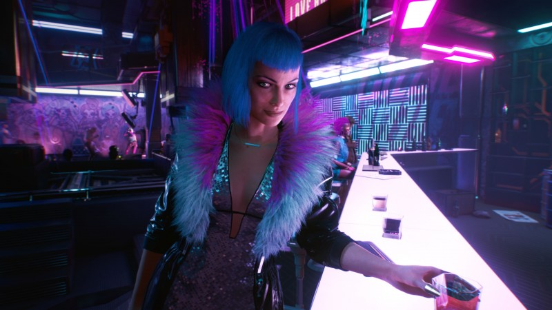 Cyberpunk 2077's Shades Of Gray - Tech Gaming Report