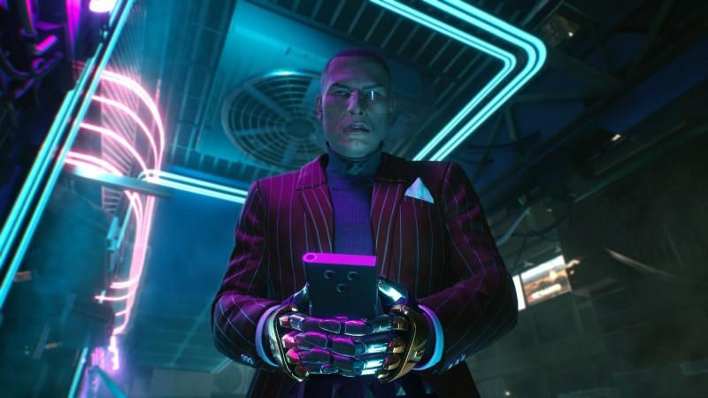 Cyberspace Is One Of Cyberpunk 2077's Greatest Mysteries
