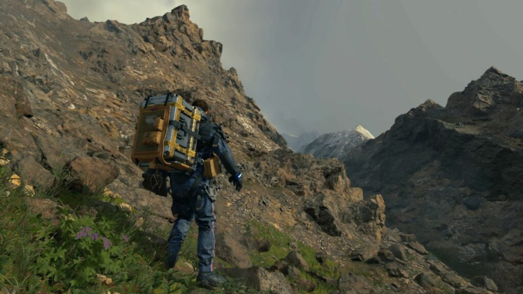 Death Stranding on PC almost hits 60fps at 8K – all it takes is a $2,500 Nvidia GPU