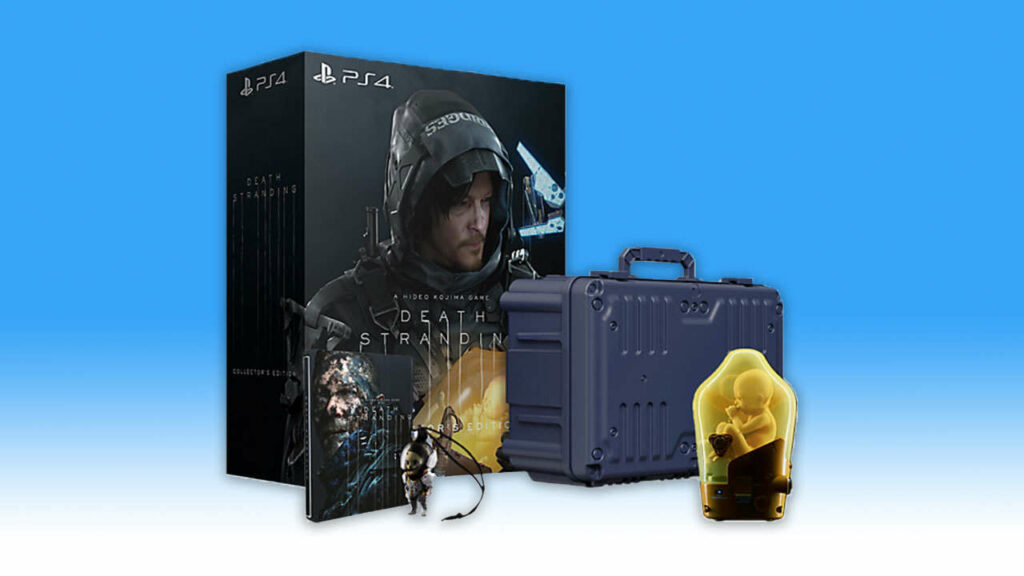 Death Stranding Collector's Edition Drops To $70