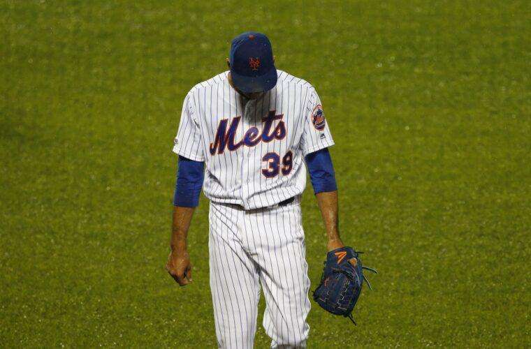 Diaz Struggles as Mets Drop Second Straight