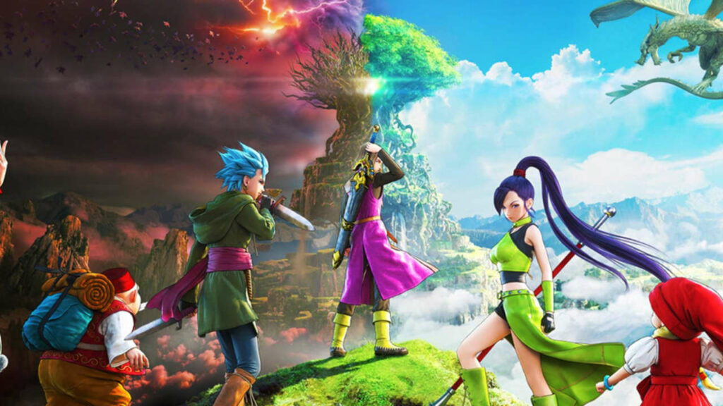 Dragon Quest 11: Definitive Edition Coming To Xbox Game Pass, PS4, And PC This December