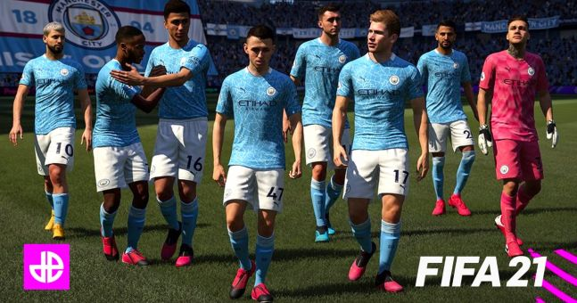 EA strikes FIFA 21 leaks as gameplay, beta footage & menus revealed