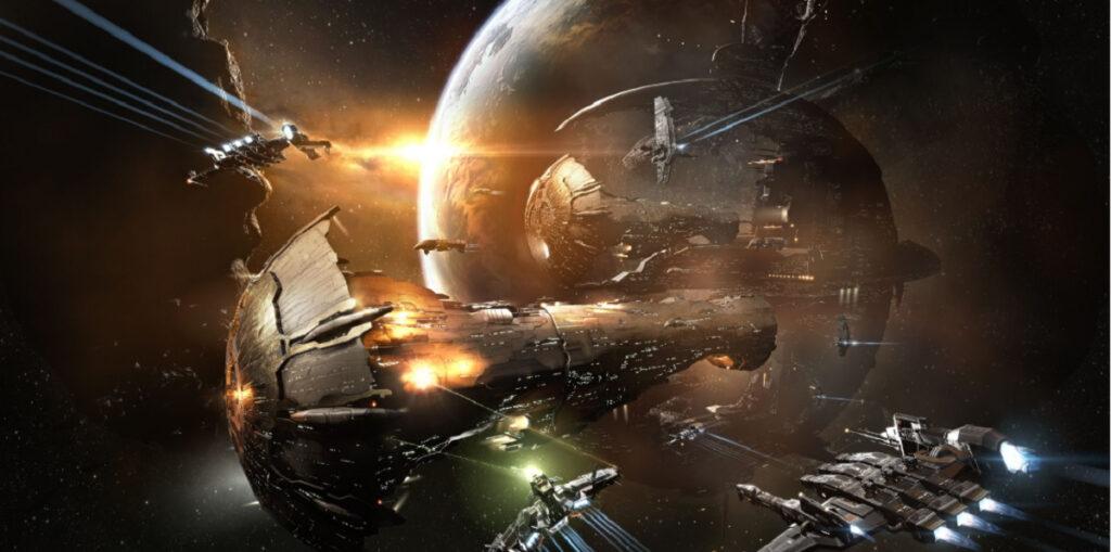 Eve Online gets Zenith Quadrant update