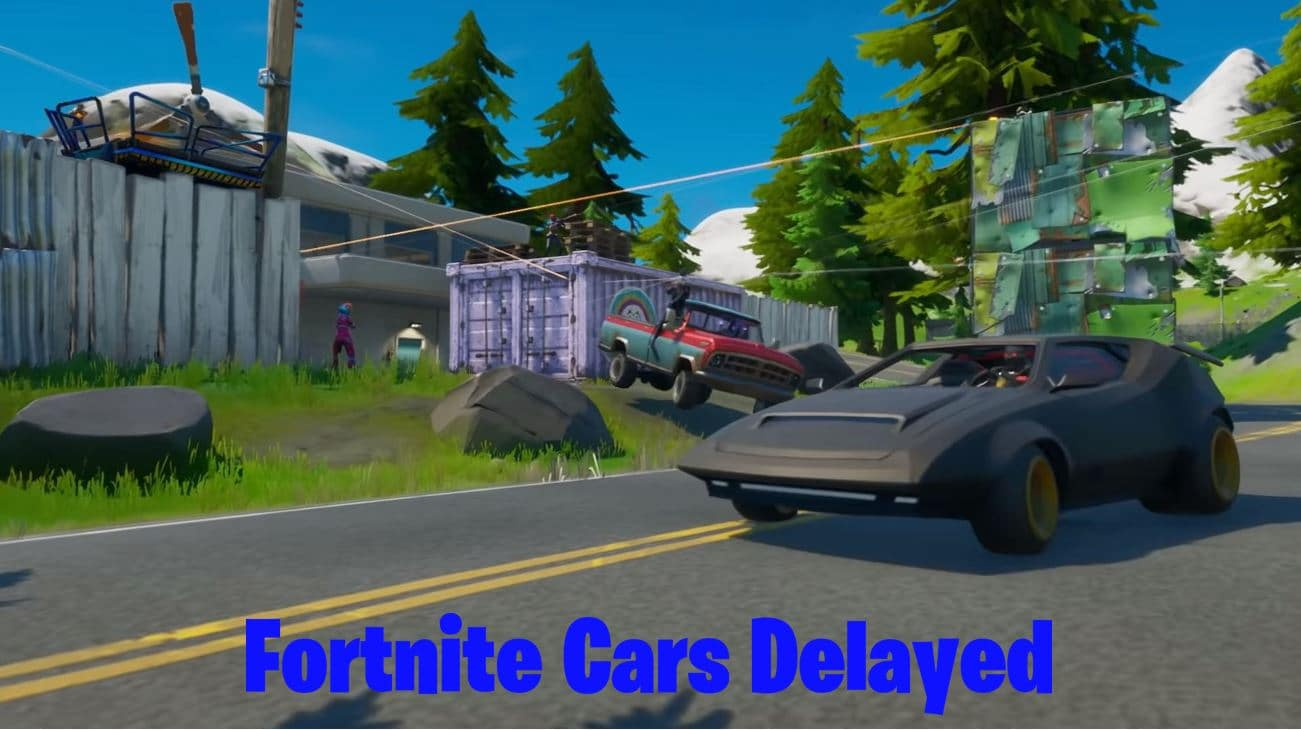 All Cars And Trucks In Fortnite Fortnite Cars Release Day For When Vehicles Will Be In Fortnite Delayed