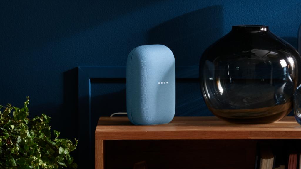 Google's Nest Releases Official Image of its Next Smart Speaker