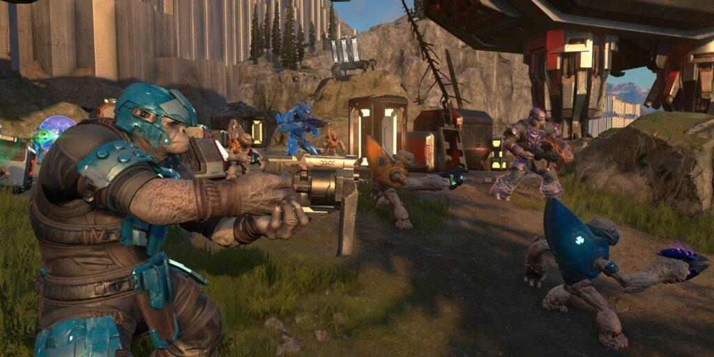 Halo Infinite Developer 343 Industries Responds To Graphics Criticisms