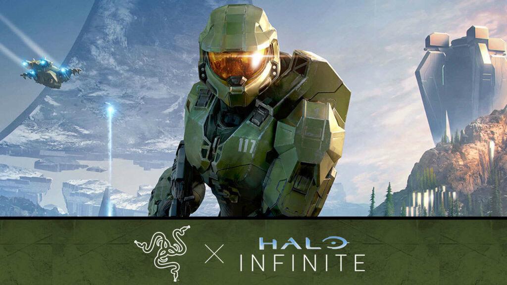 Halo Infinite Xbox And PC Razer Peripherals Are Coming