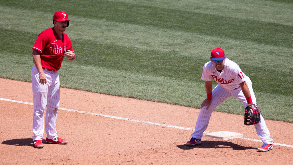 How to watch Phillies' intrasquad game Wednesday night
