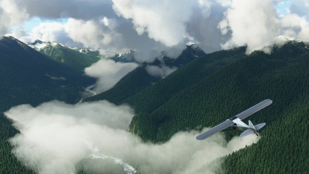 I played the new Microsoft Flight Simulator for a week and I can't believe it's real