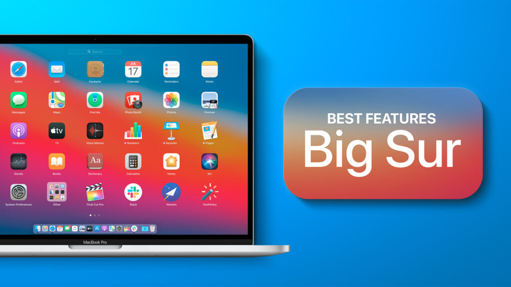 Best macOS 11 Big Sur Features: Control Center, Safari Updates, Notifications Overhaul, Design Changes and More