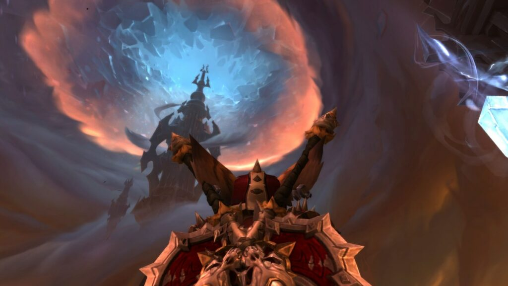 In World of Warcraft: Shadowlands, new game tech and old code are at war