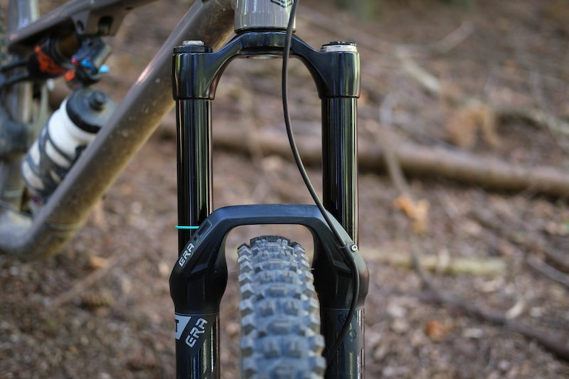 First Ride: The New EXT Era Fork is Very, Very Promising