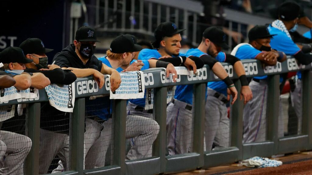 MLB postpones all Marlins' games through Sunday
