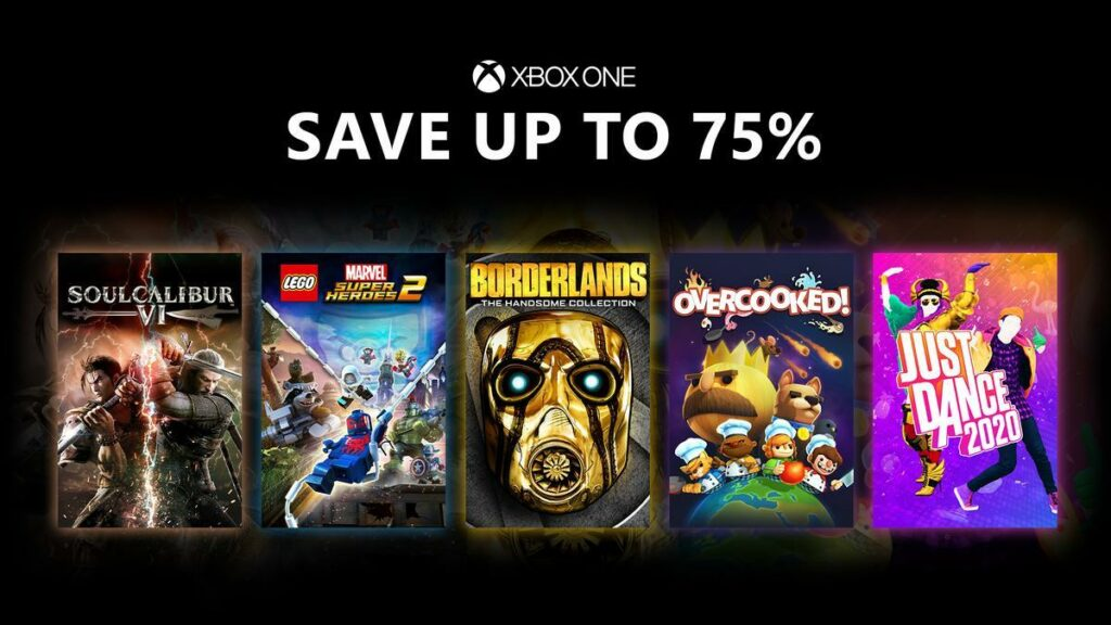 Make Room for the Couch Co-Op Sale on the Microsoft Store