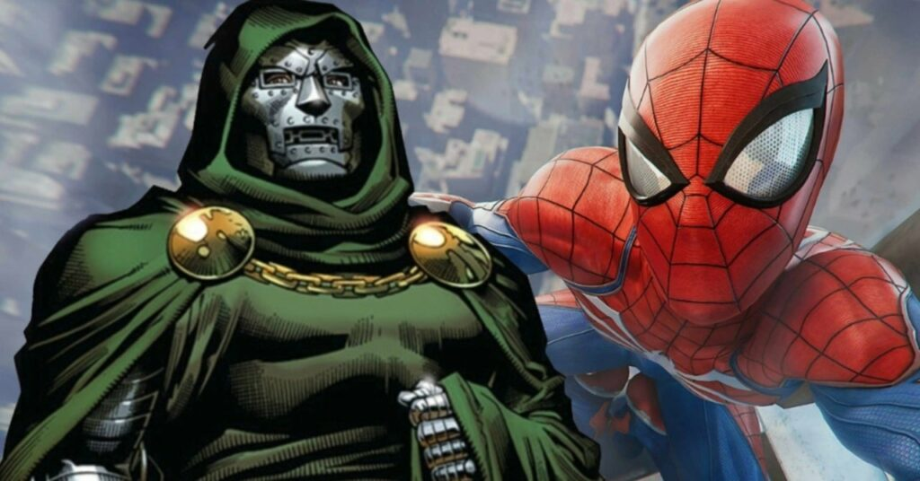 Marvel's Spider-Man PS4 Artist Reveals Incredible Take on Doctor Doom