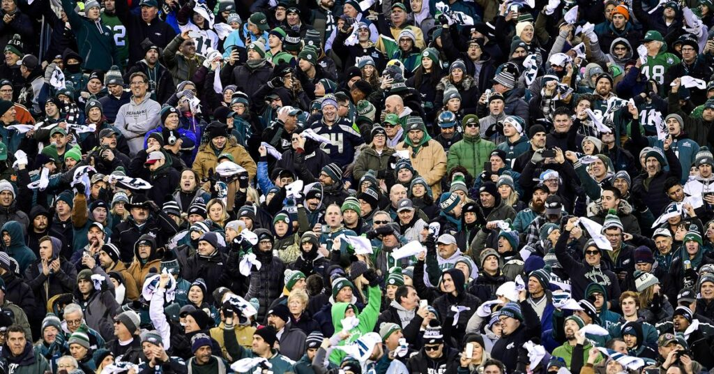 City expects Eagles to play home games without fans in 2020