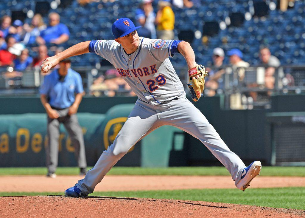 Mets Place Brad Brach, Jared Hughes On IL
