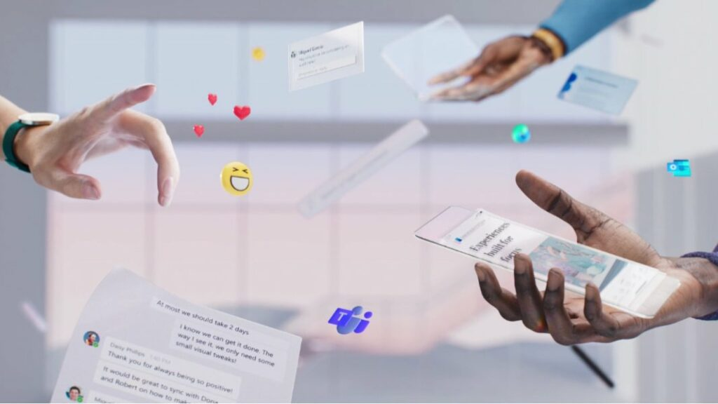 Microsoft Teases Its Next-Generation Productivity UX