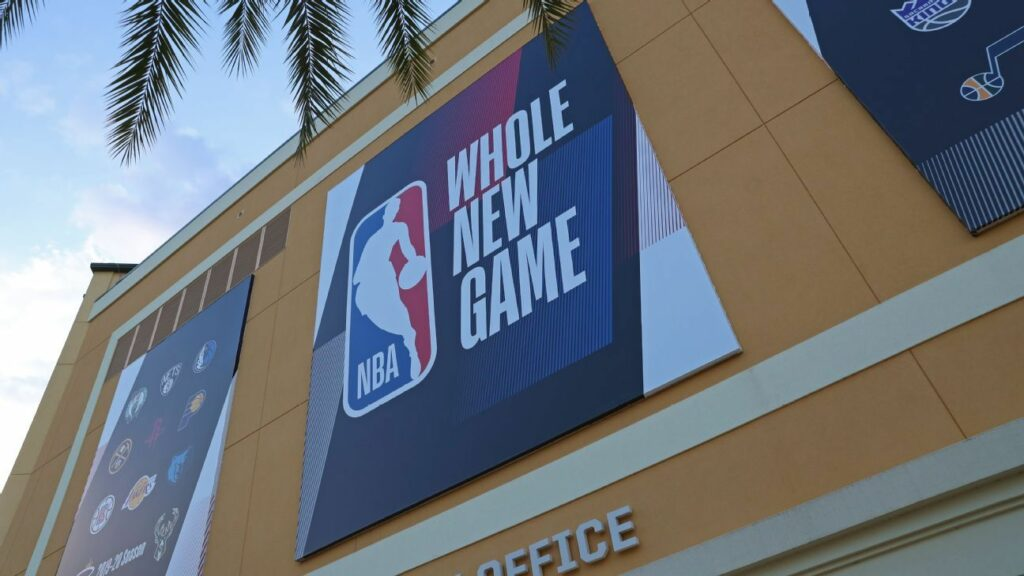 NBA going with shorter games for exhibition openers