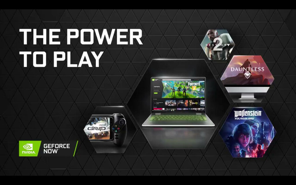 NVIDIA GeForce NOW adds an MMO and welcomes back old friends