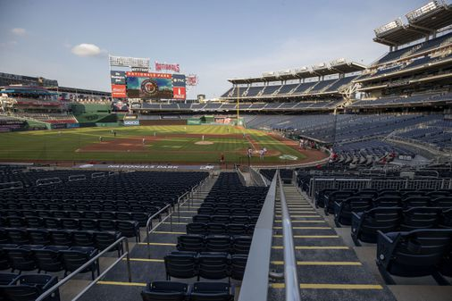 Nationals get approval to play 2020 home games in Washington