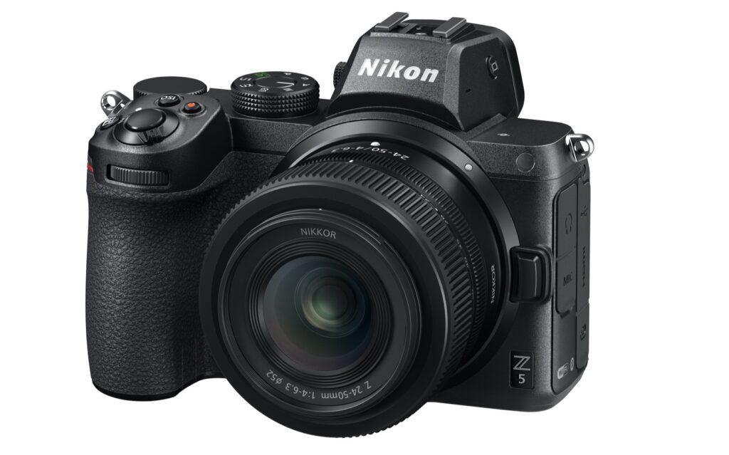 Nikon Z5 is your gateway to full-frame addiction