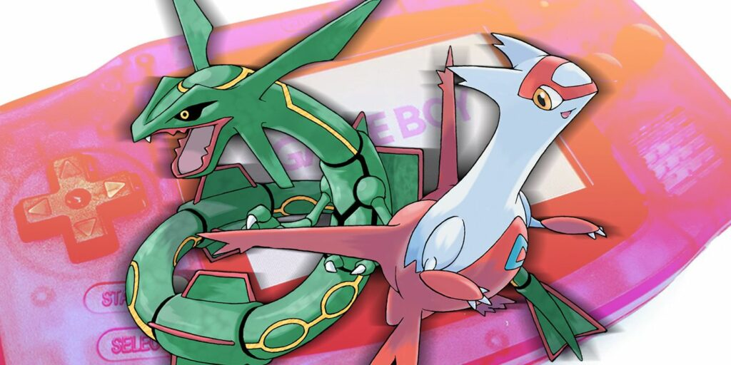Nintendo Planned to Make a Pokémon MMO for the GameBoy Advance