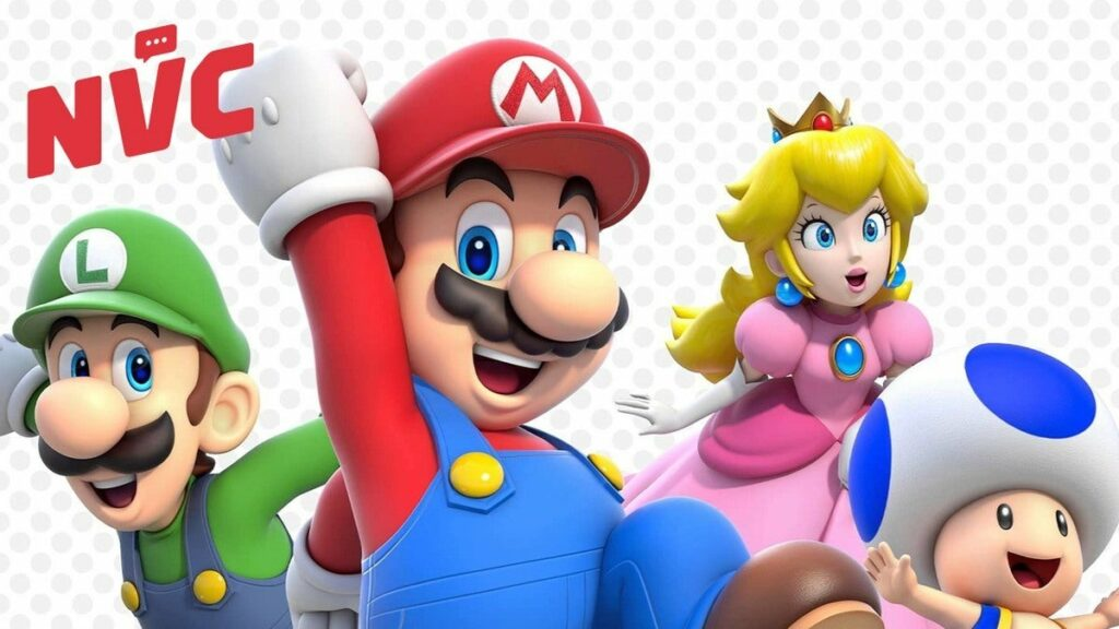 Nintendo Release Gaps and the Nintendo Gigaleak - NVC 519